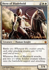 Hero of Bladehold - Prerelease