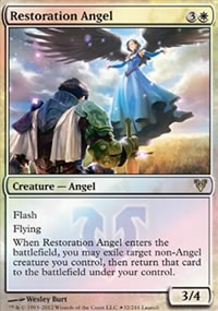 Restoration Angel - Prerelease