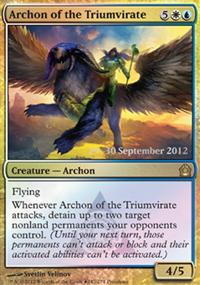 Archon of the Triumvirate - Prerelease