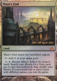 Maze's End - Prerelease