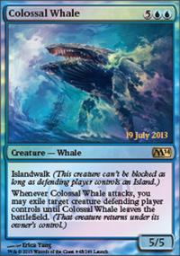 Colossal Whale - Prerelease