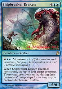 Shipbreaker Kraken - Prerelease