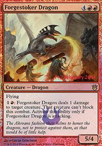 Forgestoker Dragon - Prerelease
