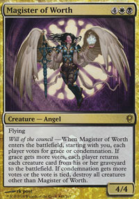 Magister of Worth - Prerelease
