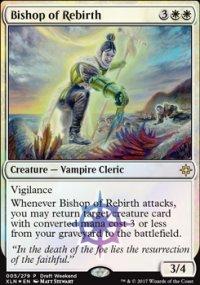 Bishop of Rebirth - Prerelease