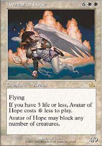 Avatar of Hope - Prophecy