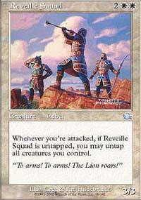 Reveille Squad - Prophecy