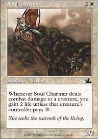 Soul Charmer - Prophecy
