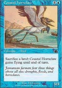Coastal Hornclaw - Prophecy