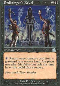 Endbringer's Revel - Prophecy