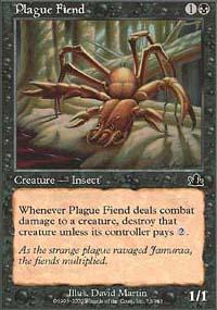 Plague Fiend - Prophecy