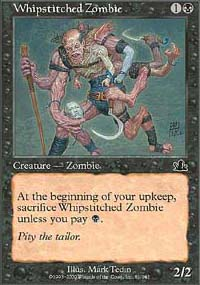 Whipstitched Zombie - Prophecy