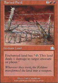 Barbed Field - Prophecy