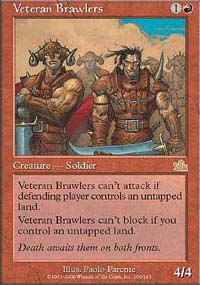 Veteran Brawlers - Prophecy