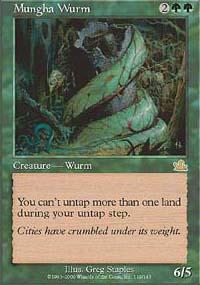 Mungha Wurm - Prophecy