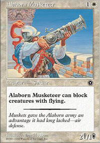 Alaborn Musketeer - Portal Second Age