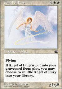 Angel of Fury - Portal Second Age