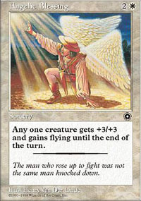 Angelic Blessing - Portal Second Age
