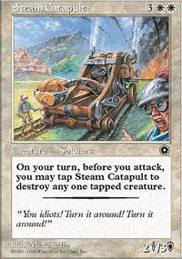 Steam Catapult - Portal Second Age