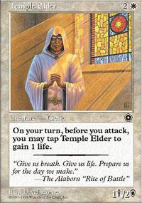 Temple Elder - Portal Second Age