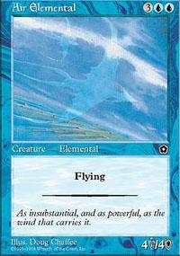 Air Elemental - Portal Second Age