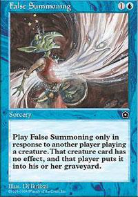 False Summoning - Portal Second Age
