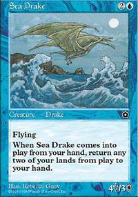 Sea Drake - Portal Second Age