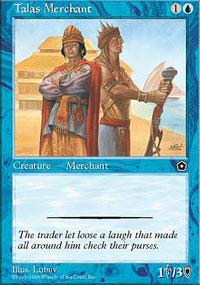 Talas Merchant - Portal Second Age