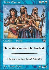 Talas Warrior - Portal Second Age