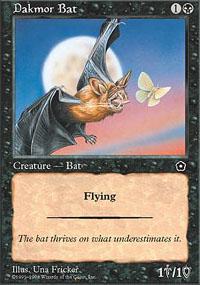 Dakmor Bat - Portal Second Age