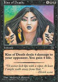 Kiss of Death - Portal Second Age