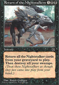 Return of the Nightstalkers - Portal Second Age