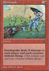 Earthquake - Portal Second Age