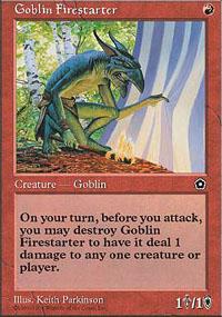 Goblin Firestarter - Portal Second Age