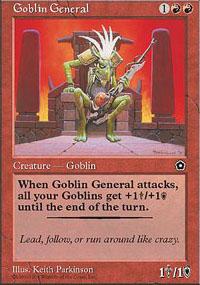 Goblin General - Portal Second Age