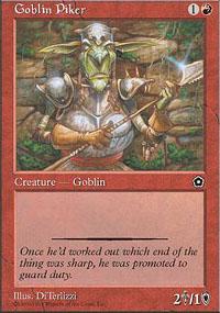 Goblin Piker - Portal Second Age
