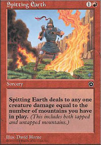 Spitting Earth - Portal Second Age