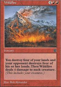 Wildfire - Portal Second Age