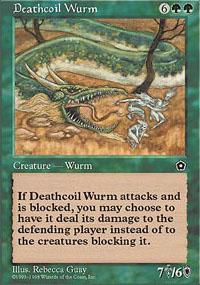 Deathcoil Wurm - Portal Second Age