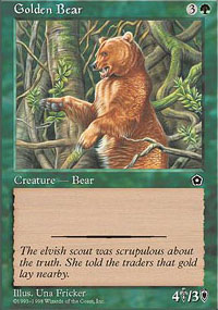 Golden Bear - Portal Second Age