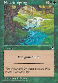 Natural Spring - Portal Second Age