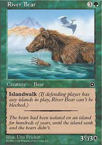 River Bear - Portal Second Age