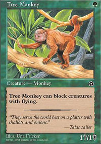 Tree Monkey - Portal Second Age
