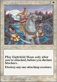 Eightfold Maze - Portal Three Kingdoms