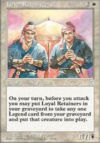 Loyal Retainers - Portal Three Kingdoms
