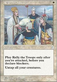 Rally the Troops - Portal Three Kingdoms
