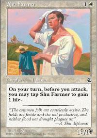 Shu Farmer - Portal Three Kingdoms