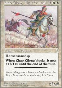 Zhao Zilong, Tiger General - Portal Three Kingdoms