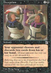 Deception - Portal Three Kingdoms