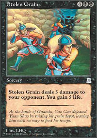 Stolen Grain - Portal Three Kingdoms